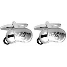 Cufflinks with mouse