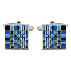 Cufflinks Optical Style. Various colors
