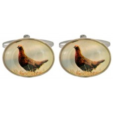 Cufflinks Magnificent Partridge