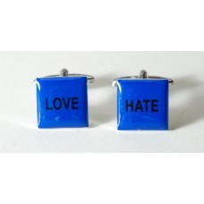 Cufflinks love-hate. Hate and love